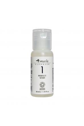 【買3送1,請輸入4】【歐盟有機認證】完美洗面乳 Perfect Wash (50ml)