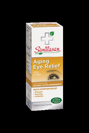 ★寄送台灣須事前申報★ 視力清晰同類眼藥水 Aging Eye Relief (10 ml)