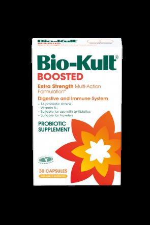 4倍強效益生菌 Bio-Kult Boosted Probiotic (30 Caps)