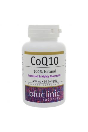 強效輔酶Q10 CoQ10 400mg (30 softgels)