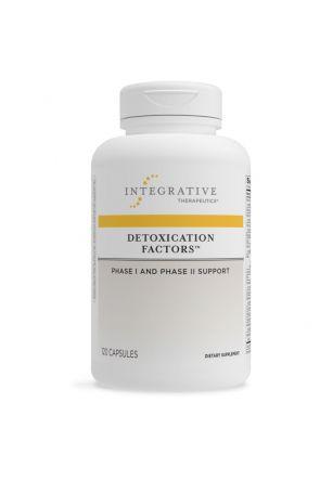排毒配方 [方便好吞] Detoxication Factors (120 caps)
