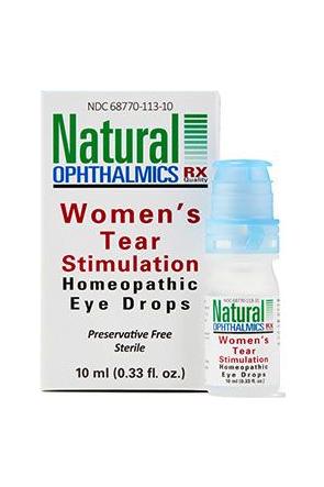 ★寄送台灣須事前申報★ 乾眼藥水(女) Women's Dry Eye Drops (10 ml)