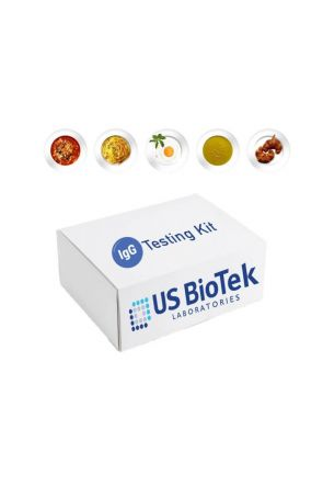 慢性食物過敏檢測組 - 亞洲食物(113種)※務必請填寫個人資料