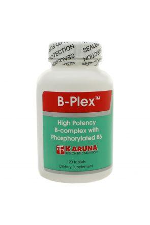 維生素B群 B Plex (120 Capsules)