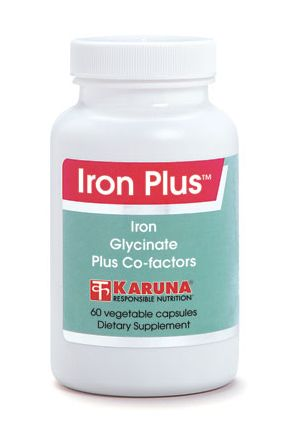 複方鐵劑 Iron Plus (60 Capsules)
