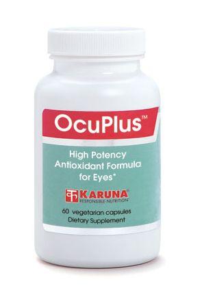 全效護眼配方 OcuPlus (60 Capsules)