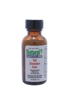 Tear Stimulation Forte Pellets (Men)/Oral Homeopathic (1oz) 男性乾眼同類丸