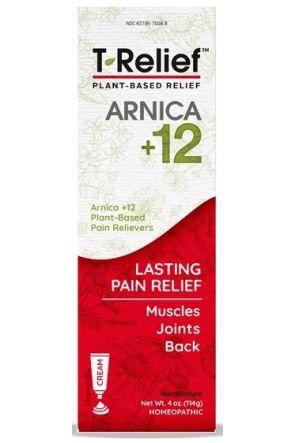 肌肉關節天然止痛乳膏 T-Relief Pain Cream (4oz/114g)
