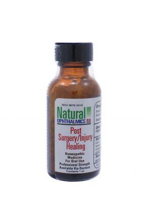 Post Surgery Injury Healing Pellets/Oral Homeopathic (1oz) 眼睛術後傷口癒合同類丸