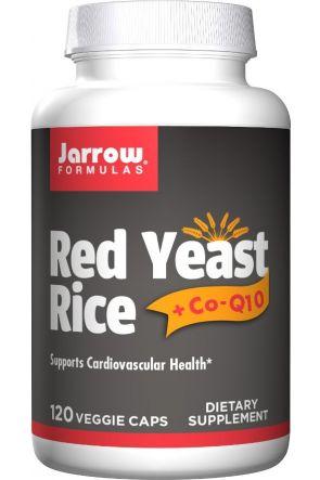紅麴+ CoQ10 Red Yeast Rice + Co-Q10 (120 caps)