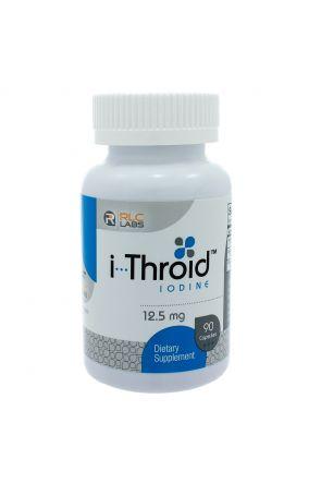 甲低碘方12.5 i-Throid 12.5mg (90 Caps)