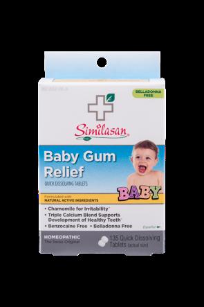 寶貝長牙同類丸Baby Gum Relief (135 tabs)