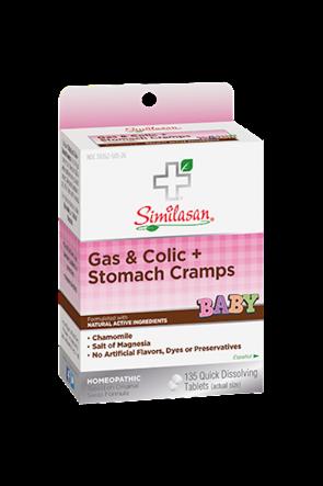 寶貝脹氣同類丸Gas & Colic + Stomach Cramps (135 tabs)