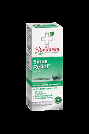 鼻塞同類噴劑 Sinus Relief (20 ml)