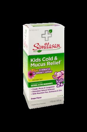 兒童去痰糖漿 Kids Cold & Mucus Relief Syrup (4 fl oz)