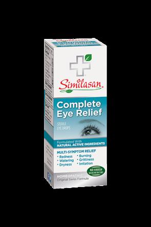 ★寄送台灣須事前申報★ 全方位同類眼藥水 Complete Eye Relief (10 ml)