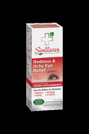 ★寄送台灣須事前申報★ 眼睛紅癢同類眼藥水 Redness & Itchy Eye Relief (10 ml)