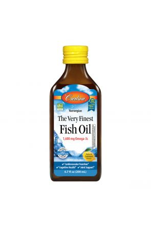 純淨挪威魚油 Very Fine Fish Oil (200ml)