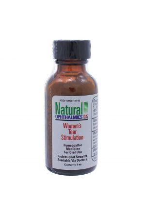 Women's Tear Stimulation/Oral Homeopathic (1oz) 女性乾眼同類丸