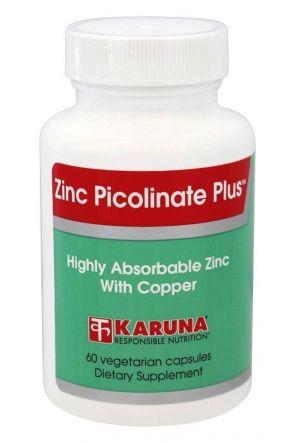 長效鋅銅 Zinc Picolinate Plus (60 Capsules)